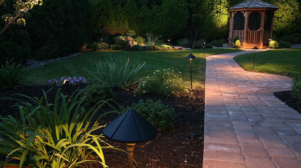A guide to landscape lighting